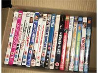 DVD bundle / job-lot
