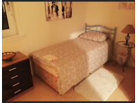Single room to let family home