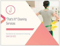 Durham Region cleaning services
