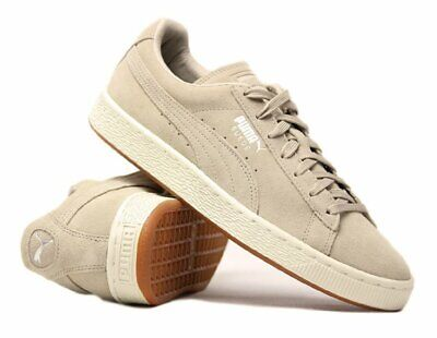 Puma Suede Classic Soft Lace Up Leather Mens Trainers 365705