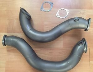 "BMW Downpipe N54: 335 135 3"" Downpipes"