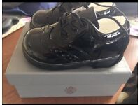 Brand new Boys size 6 wedding shoes