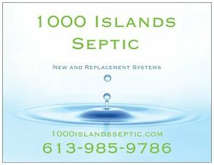 Bobcat & Mini X Services - Septic Systems