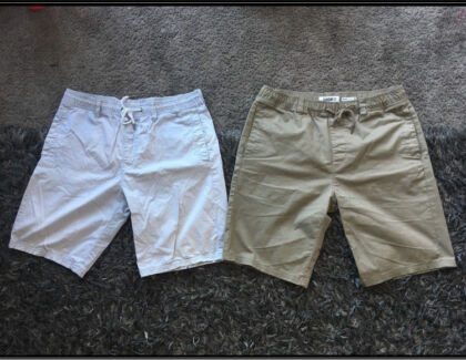 Men's Jeanswest Shorts x 2