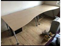 🔥🔥Herman Miller Abak Desk x2 - FREE DELIVERY