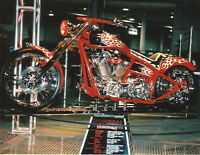Best Bike au Canada 2004-2005 (Harley-Custom)