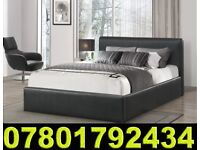 DOUBLE BED WITH MATTRESS STILL-WRAPPED