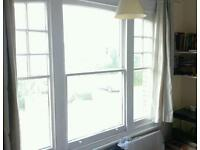 Sash window reatoration and draught sealing