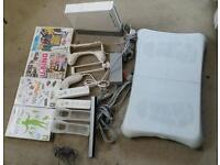 Nintendo Wii with Console & more - Good working order