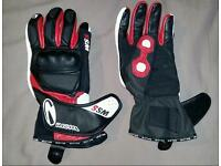 New motorcycle gloves