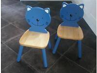 Pintoy kids chairs