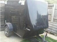 Towavan trailer