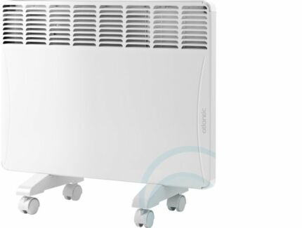 White Atlantic electric panel heater + FREE Arlec digital timer! Richmond Yarra Area Preview