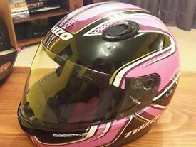 Tuzo ladies Motorcycle helmet - small