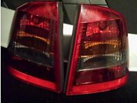 vauxhall astra mk4 rear lights