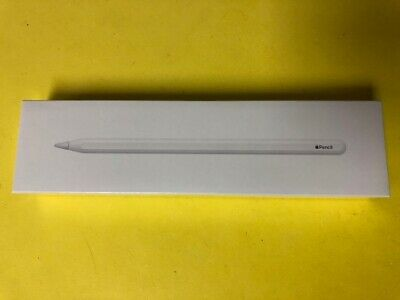 New Apple Pencil (2nd Formulation) White MU8F2AM/A For Ipad Pro 3rd Genration