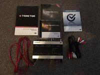 Native Instruments Audio 8 DJ Audio Interface - Traktor Scratch - £200 (offers considered)