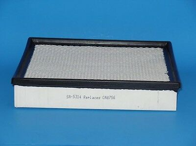 Air Filter SA5314 CA8756 A45314 Fits: Cadillac Chevrolet GMC