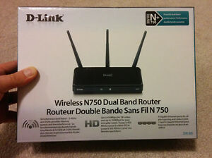 D-Link DIR-835 Wireless N750 Dual Band Router