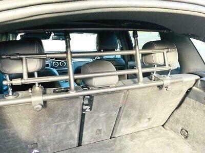 Ford Focus Schrägheck und Turnier Kleinmetall TraficGard Trenngitter Größe XS