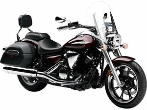 2017 Yamaha V Star 950 Tour