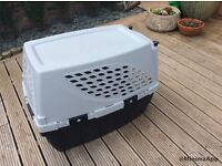 Pet Suite dog travel crate carrier IATA airline approved