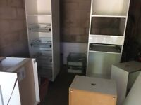 Work top, tall units (2), misc cupboards etc - Surplus from new Magnet kitchen (Price Drop)