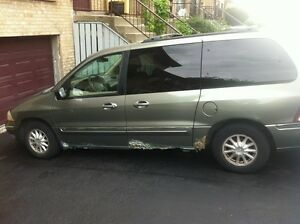2000 Ford Windstar 3.8L Wagon