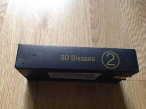 2x Brand New Samsung TV 3D Glasses.