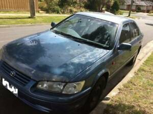 Toyota Camry CSX Sedan (year 2000) for sale.