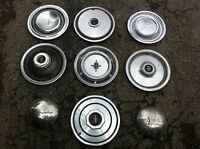 Wheel Covers Hub Caps Lincoln, Continental & Zephyr