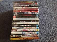 DVD Movies Sales Epping Ryde Area Preview