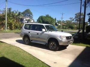 1998 Toyota LandCruiser Prado Wagon - Reconditioned Engine Port Macquarie Port Macquarie City Preview