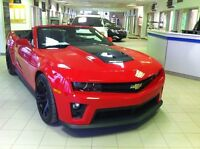 2014 Camaro ZL1 Convertible - 580 Horsepower Stock