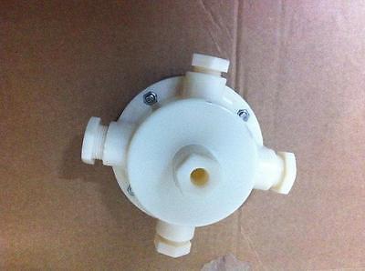 (5 Routes Fountain Underwater Waterproof  Plastic Junction Box  Junction Case )