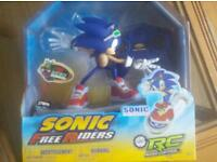 Sonic Riders RC remote control toy