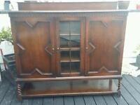 Antique Waring and Gillows sideboard