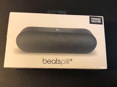 Beats By Dr Dre Píldora + Bluetooth Inalámbrico Altavoz [Neighborhood Gris]