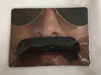 Super Troopers 2 Official Mustache Promo Rare New Rides Again