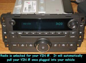 2009-2012 Chevy TAHOE Suburban GMC Yukon CD Radio USB input & 3.5 AUX MP3 UUI