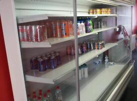 Big Industrial Cold drink fridge (For Sale)