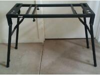 Height Width Adjustable Piano Keyboard Stand (Good condition)