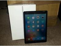 Apple iPad Air 2, wifi and 4g, on vodafone network only, 16gb black, 2 months old