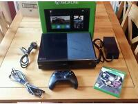 XBOX ONE 500GB BOXED WITH GAME