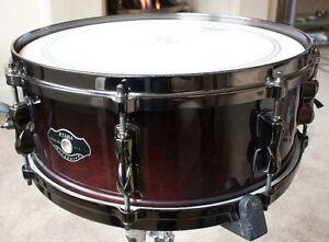 """Tama 14x5.5"""" birch Superstar snare drum Preston Darebin Area Preview"""
