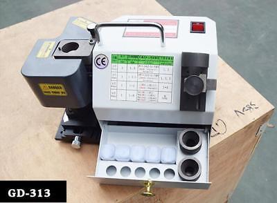 Portable Gd-313 Milling Cutter Grinding Machine End Mill Grinder Sharpener 220v