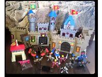Bundle castle warriors knights accessories