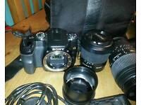 Digital Camera Sony Alpha 100