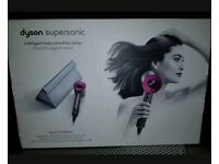 Dyson Hairdryer Supersonic Special Edition Gift Set BNIB