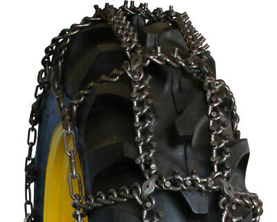 Wallingfords Aquiline Talon 48065-28 Tractor Tire Chains - 16928asth